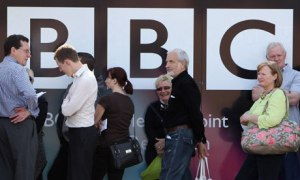 BBC Television Centre Put Up For Sale